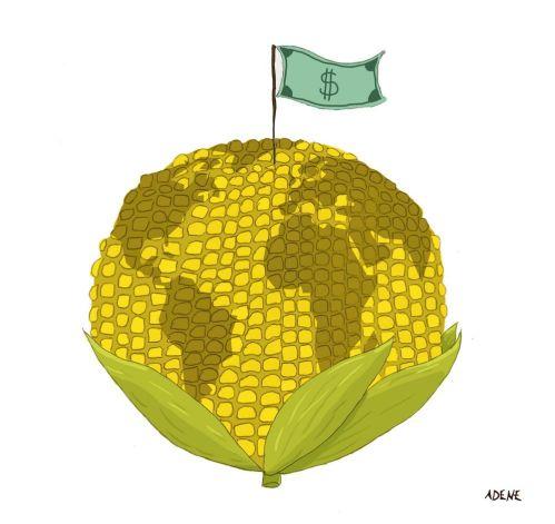 La monde selon Monsanto - ADENE