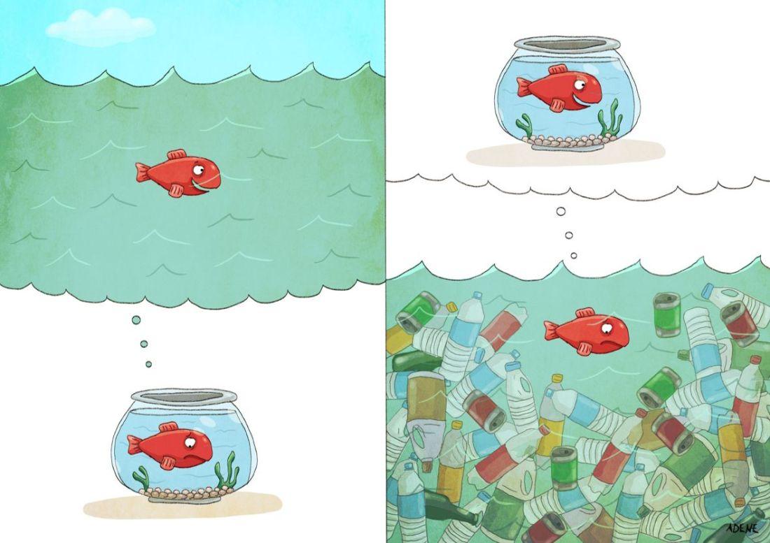 Pollution des océans