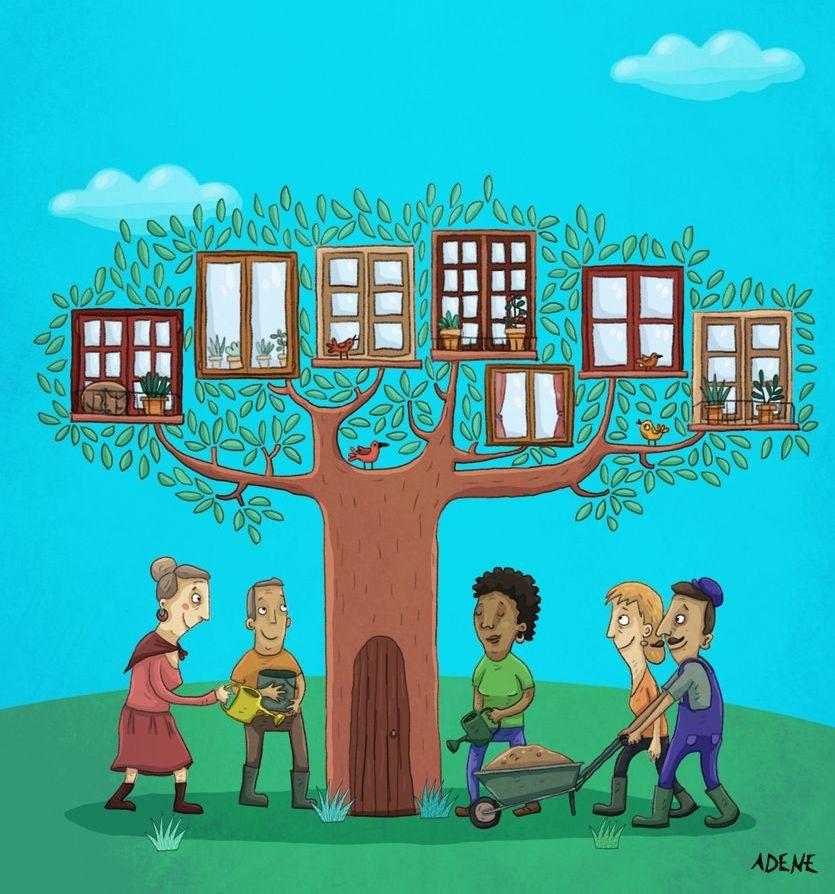 Habitat participatif - ADENE