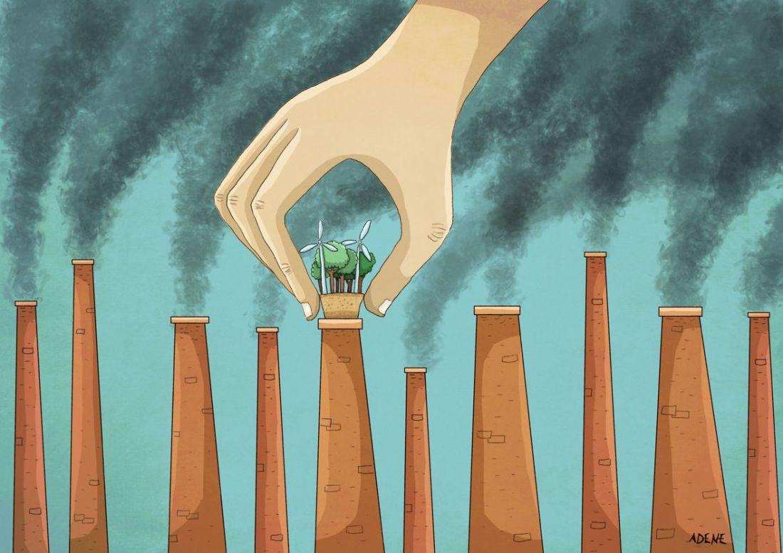 Global warming - time to act- LR - ADENE